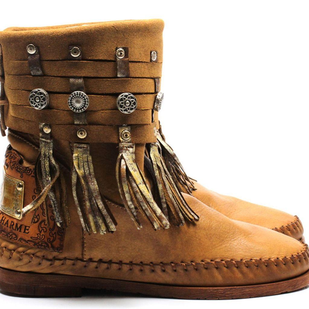 Boho Boots Camel | Boho Boots | Pleasure Interieur Mode