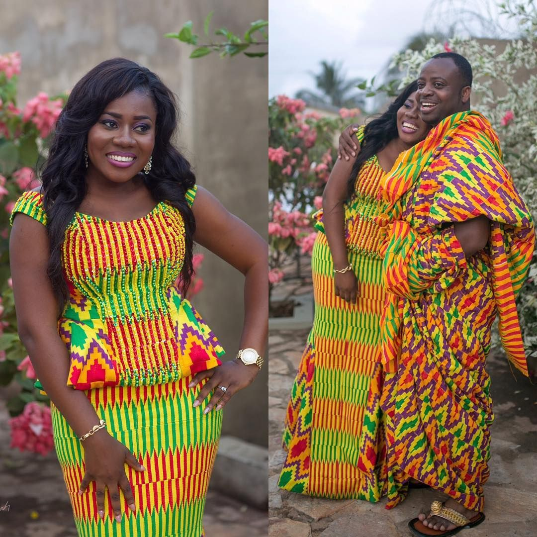 Kente Queen photo | Congratulations, Ama | Kente by Kente Queen ...