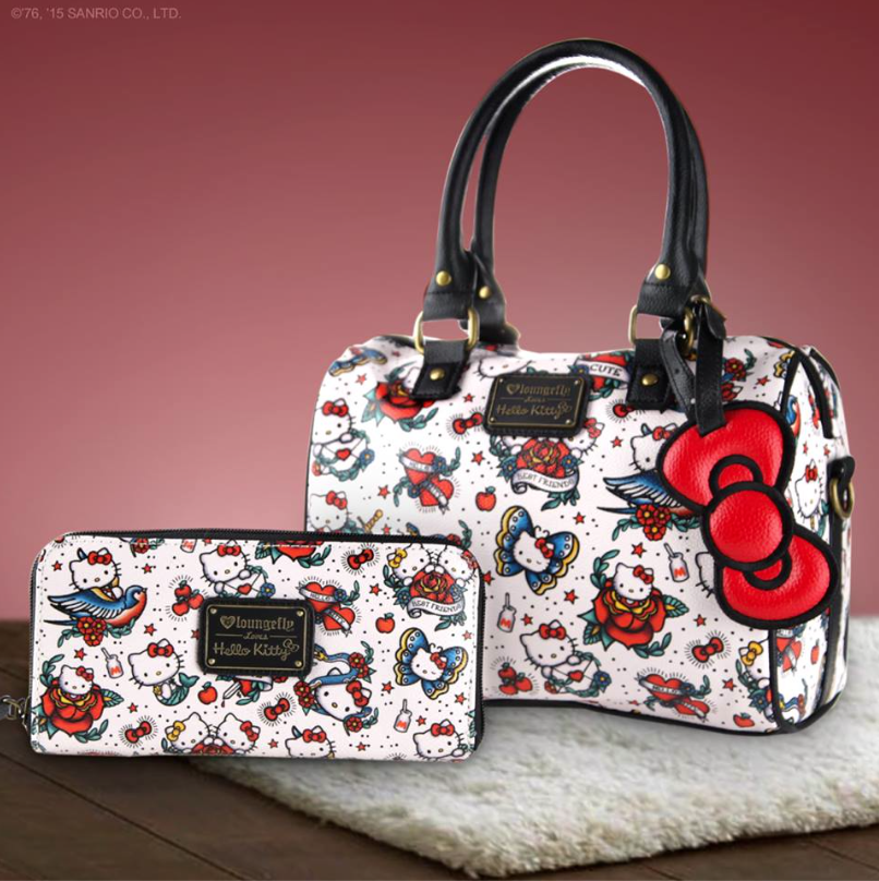55656c70ce It s no wonder our sanrio x loungefly bags are so popular with Hello Kitty  fans - they are totally cute!