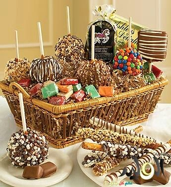 حلويات بمناسبة المولود الجديد او غيرها من المناسبات Picnic Basket Picnic Food