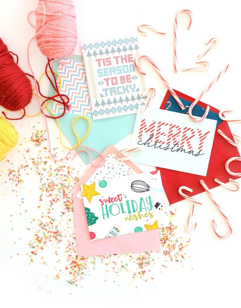 Free Printable Holiday Cards With Canon Damask Love Printable Holiday Card Free Printable Holiday Cards Holiday Cards