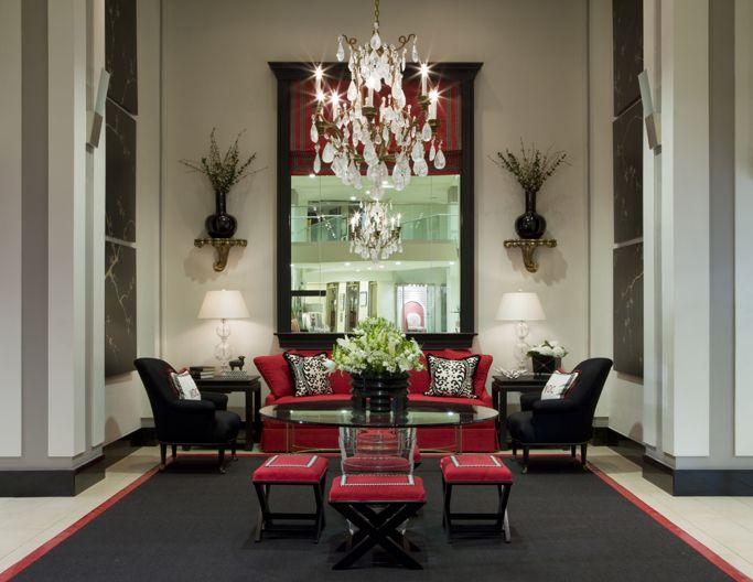 Washington Design Center Lobby Kelley Interior Design