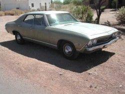 My First Car 1969 Chevelle Malibu 4 Door Chevelle 1969