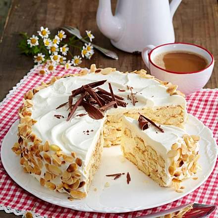 Photo of Malakoff cake recipe DELICIOUS