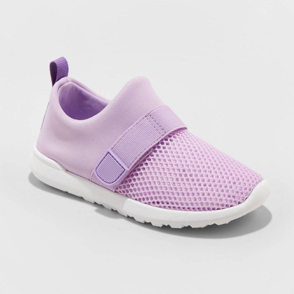 Toddler Girls' Austen Water Shoes - Cat & Jack Purple 12, Toddler Girl's | Girls  water shoes, Kids shoes, Water shoes