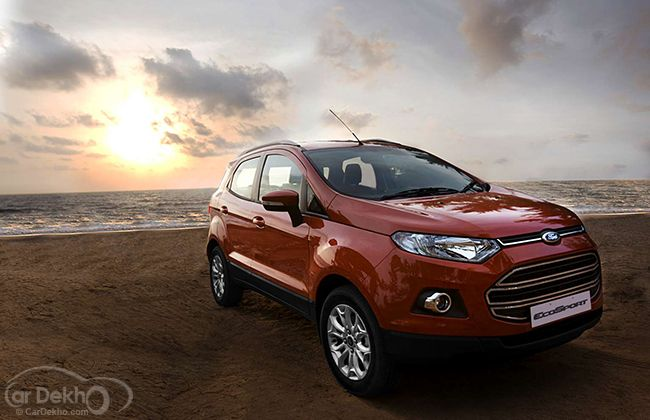 Ford Ecosport Launch Live Coverage Ford Ecosport Compact Suv Suv