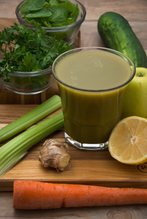 About the Recipe This juice will activate your brain to help recall memories from the past. This is great for students who are about to take an exam. The mint is the key.