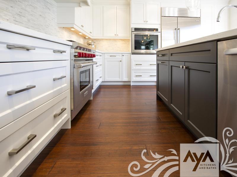 Canadian Kitchen And Bath Cabinetry Manufacturer Kitchen Design Professionals Lancaster Oyster And Anthr Professional Kitchen Design Kitchen Design Kitchen