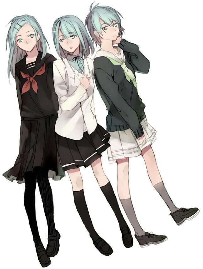 My Twin Sister - A Ball!?!   Animu   Kuroko, Anime, Kuroko's