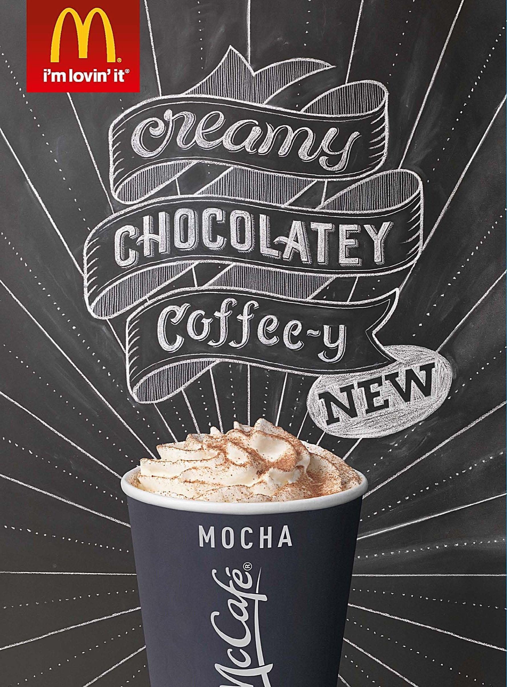 Alison Carmichael x McDonalds alisoncarmichael coffee