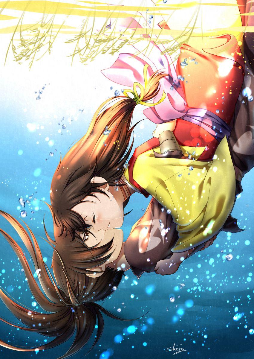[ Fanart Anime ] Kimi No Na Wa ( Your Name ) Anime, Nghệ