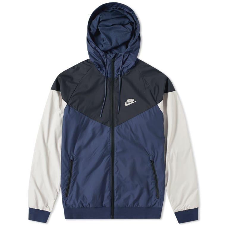 Nike Windrunner Jacket (Thunder Blue 77e68967e