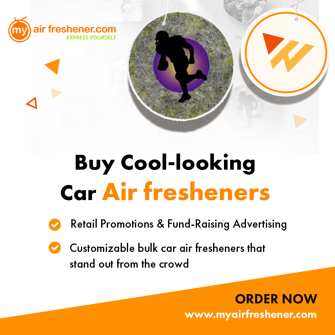 Buy Bulk Car Air Fresheners Today Custom air fresheners