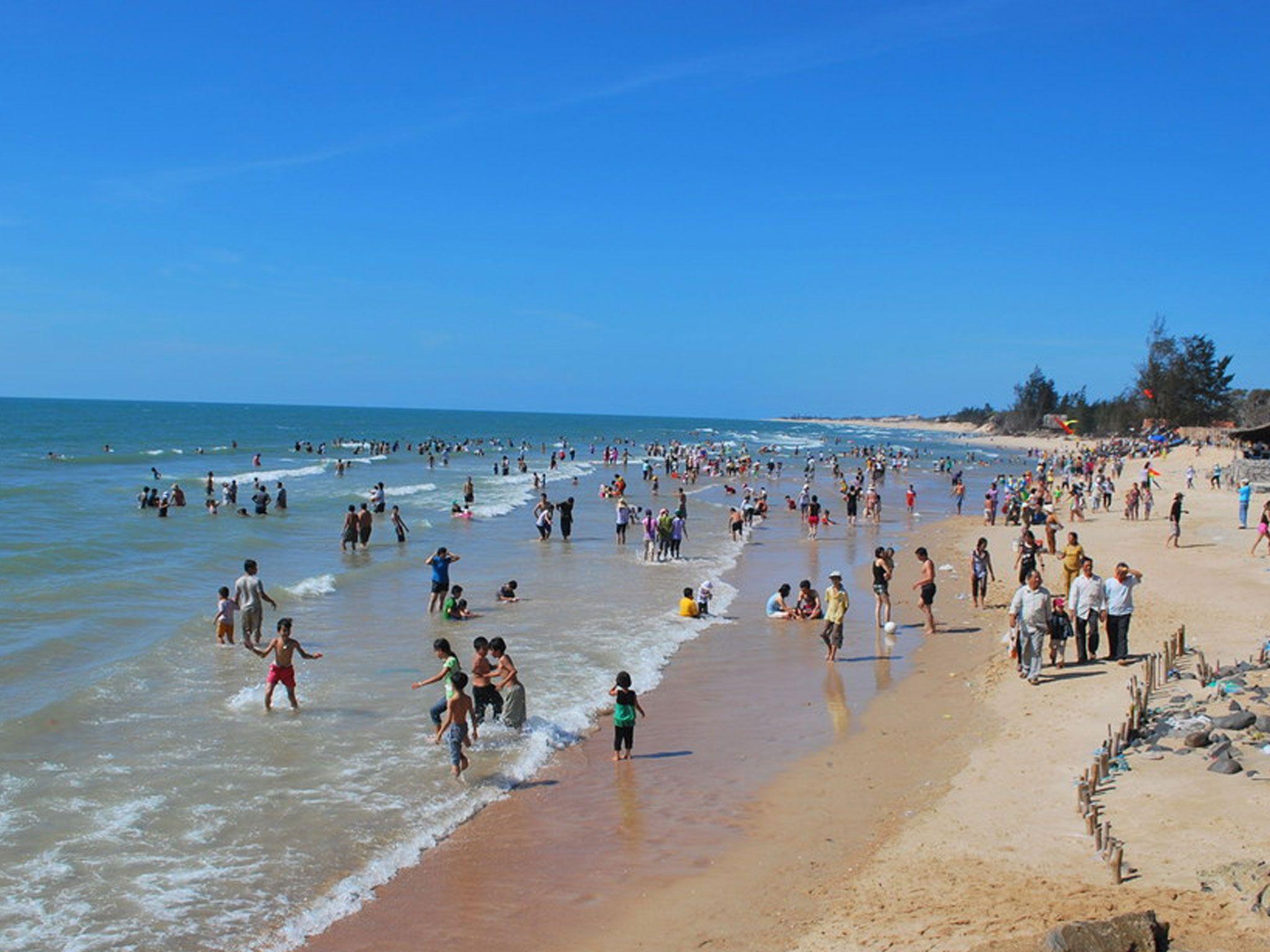 Biển Hồ Cốc Bình Châu