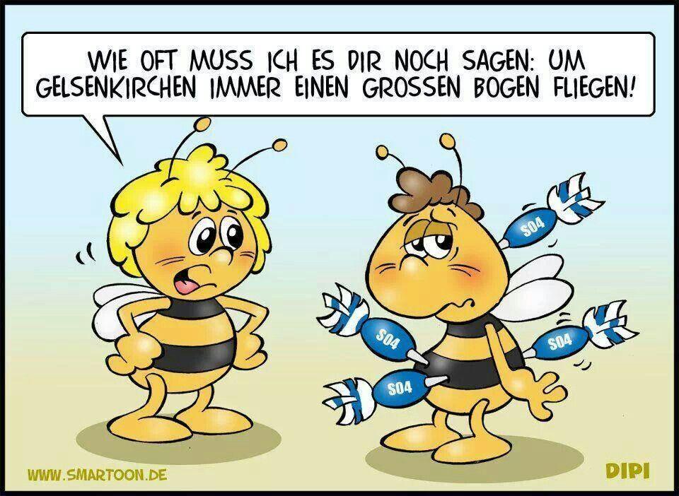 Schalke Comic