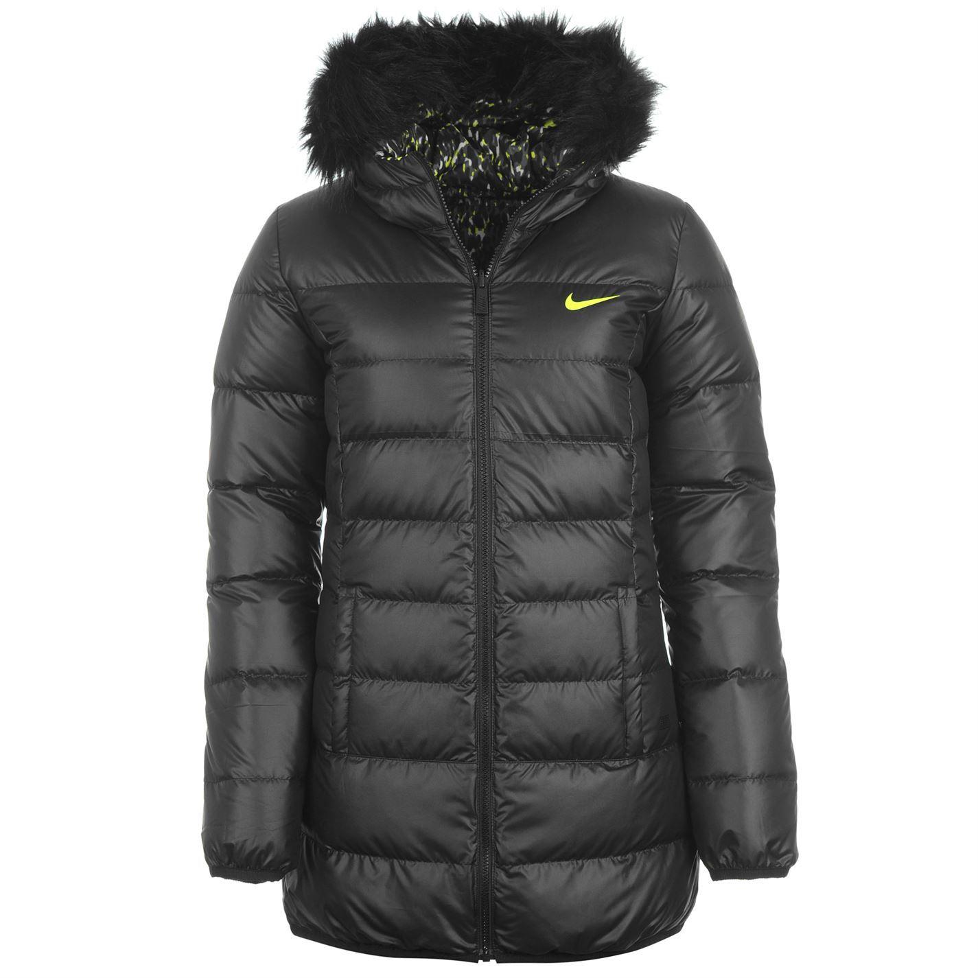 abrigo nike mujer