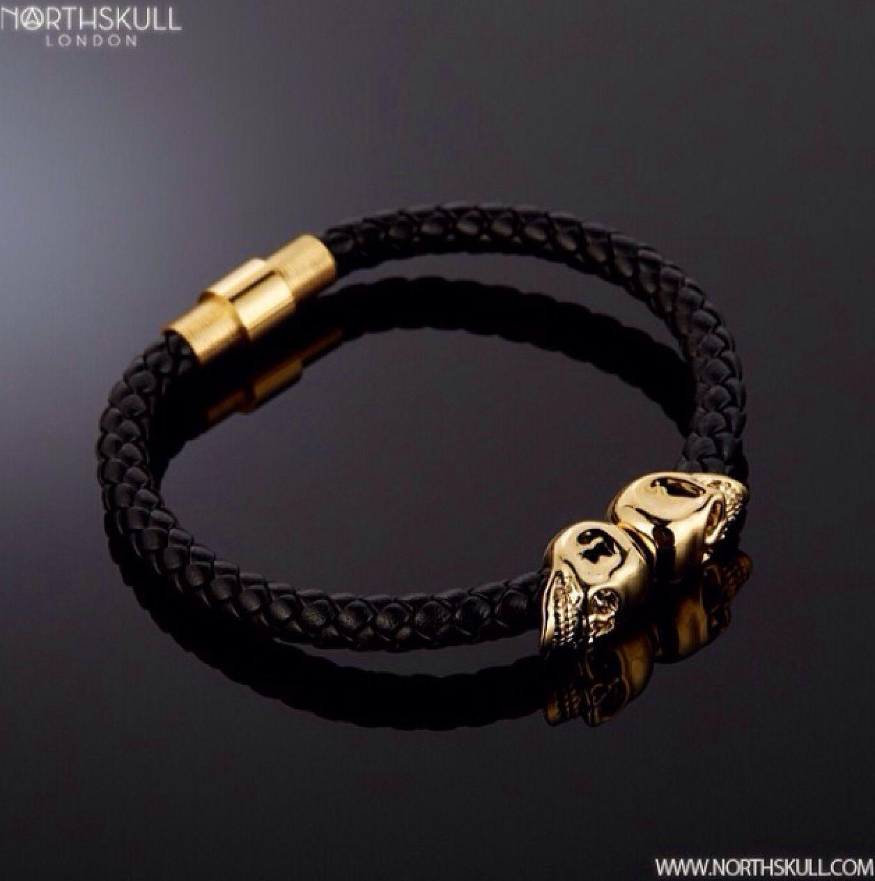 Northskull ideeën voor het huis pinterest bracelets mens