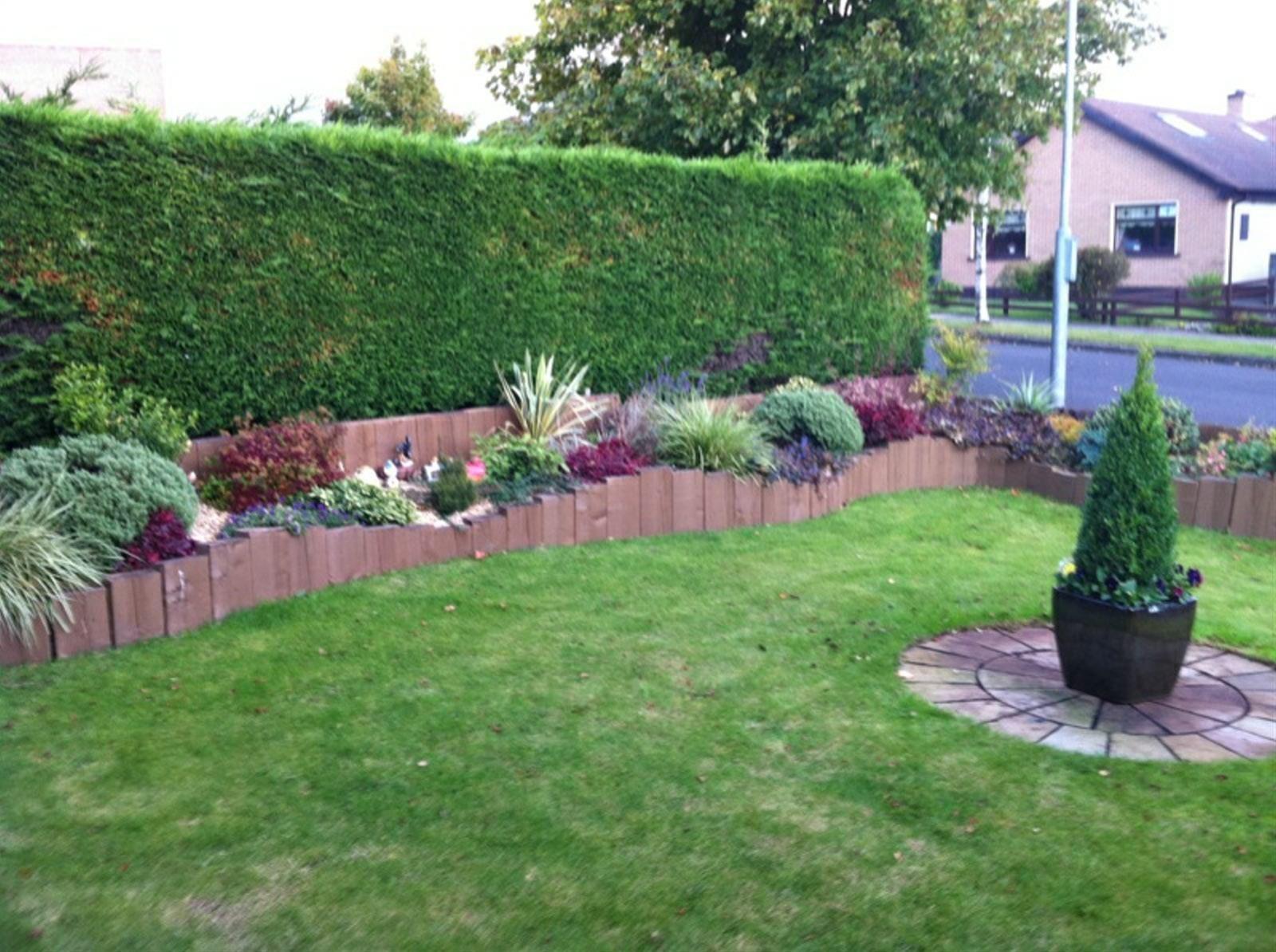 The Most Incredible Semi D House Garden Design Dream Backyard Garden Backyard Garden Layout Front Garden Design