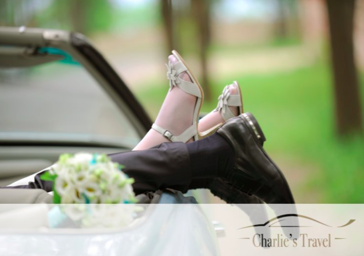 There's no point pulling a bridesmaid if you don't have the ride home sorted. #tipstuesday #weddings