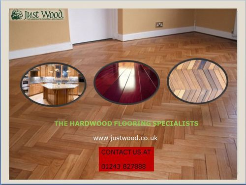 Just Wood Offers Hardwood Flooring For Home In Hampshire Woodwork