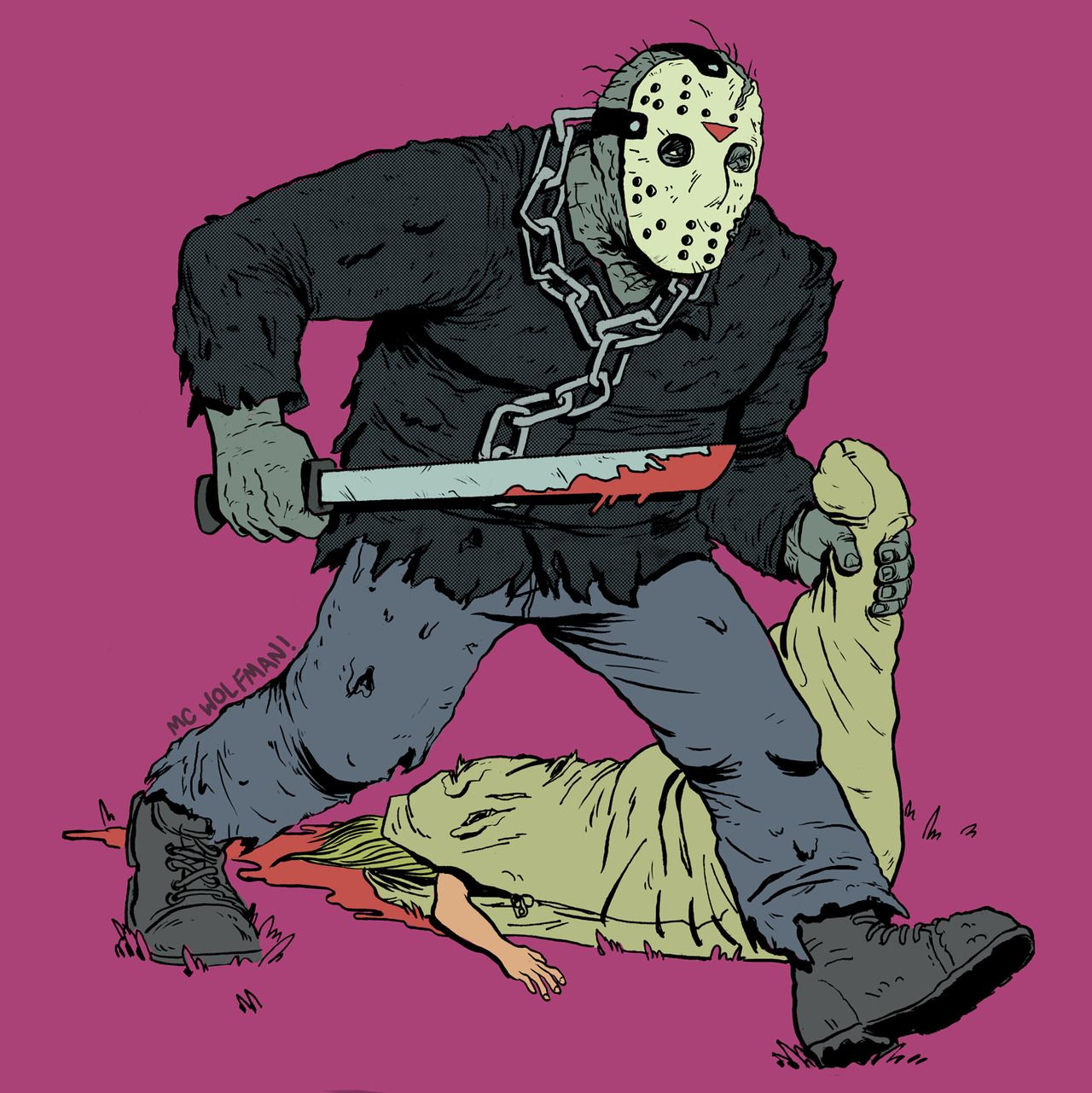 Pin by Kat Voorhees on Jason Voorhees 2 Friday the 13th