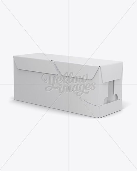 10 Drink Carton Boxes in Shelf-ready Package – Halfside View