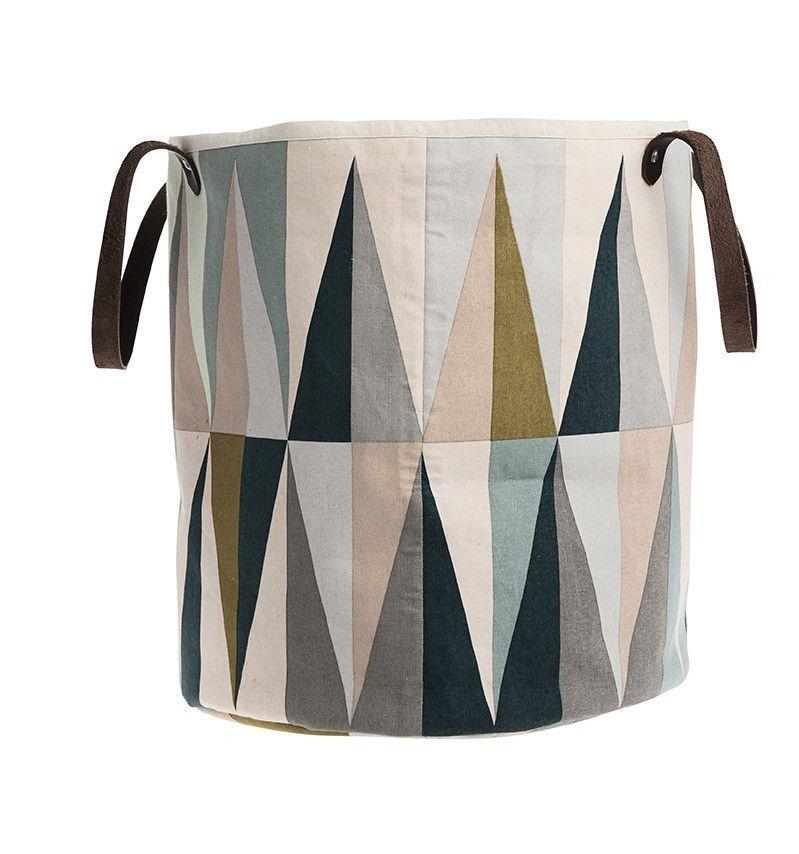 Wonderful Basket Aufbewahrungskorb Ferm Living   Einrichten Design.de Pictures Gallery