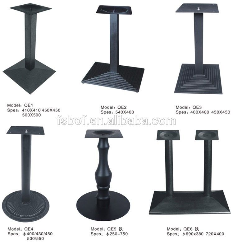 Furniture Accessories Antique Bronze Table Legs Stainless Steel - Stainless steel table accessories