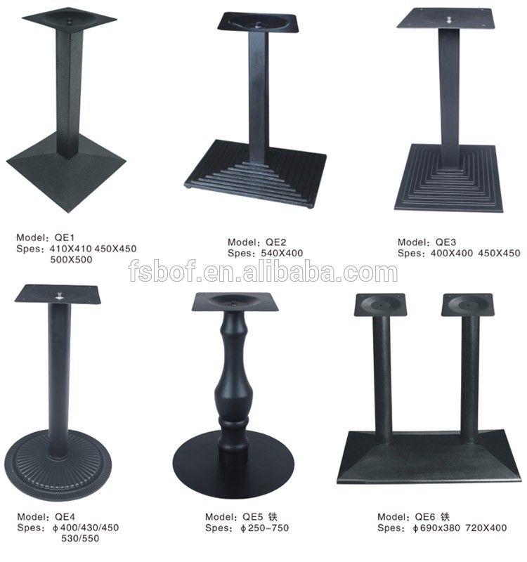 Furniture Accessories Antique Bronze Table Legs Stainless Steel - Stainless steel table accessories