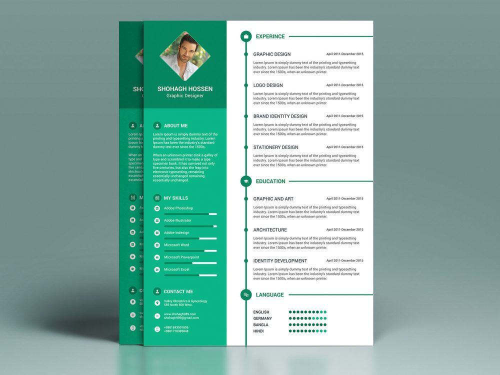 Professional Modern Resume Template Free Resumekraft Modern Resume Template Free Modern Resume Template Resume Cover Letter Template