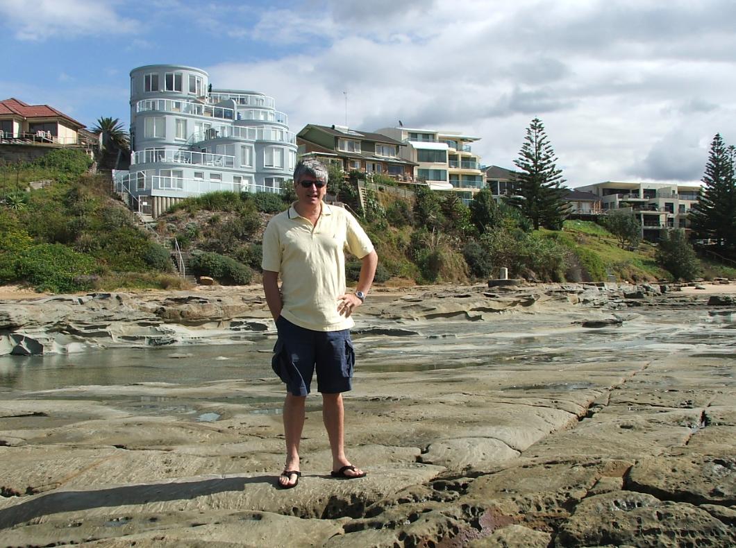 Las cosas simple de la vida son las mejores, caminar en la playa. The Entrance NSW