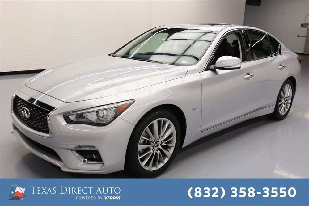For Sale 2018 Infiniti Q50 3.0t LUXE Texas Direct Auto