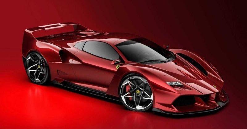 Carro de Luxo Ferrari 2020