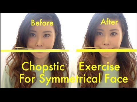 Face yoga exercises video before and after