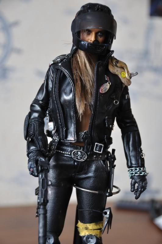 Image result for biker girl snow