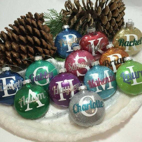 Personalized Christmas ornaments Products Pinterest Christmas