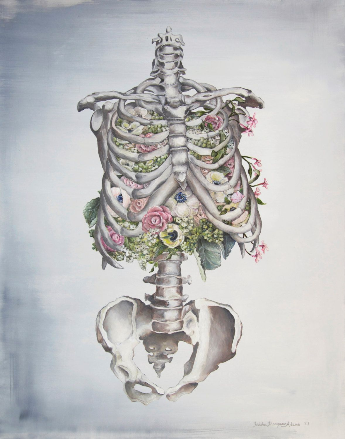 anatomical flower prints Google Search prints Pinterest
