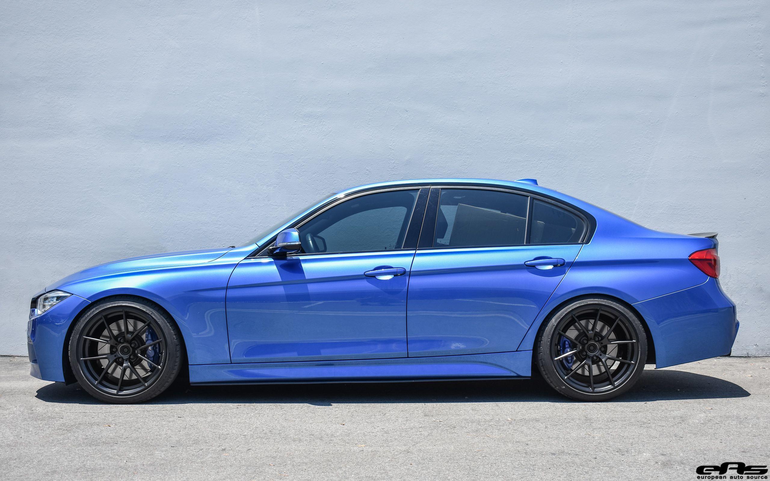5d414c02130a Estoril Blue F30 340i - M Performance Style 763 M