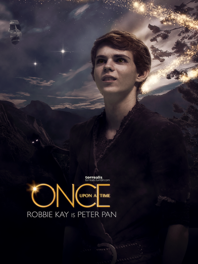Time Tumblr Wendy Peter Upon Once Pan And