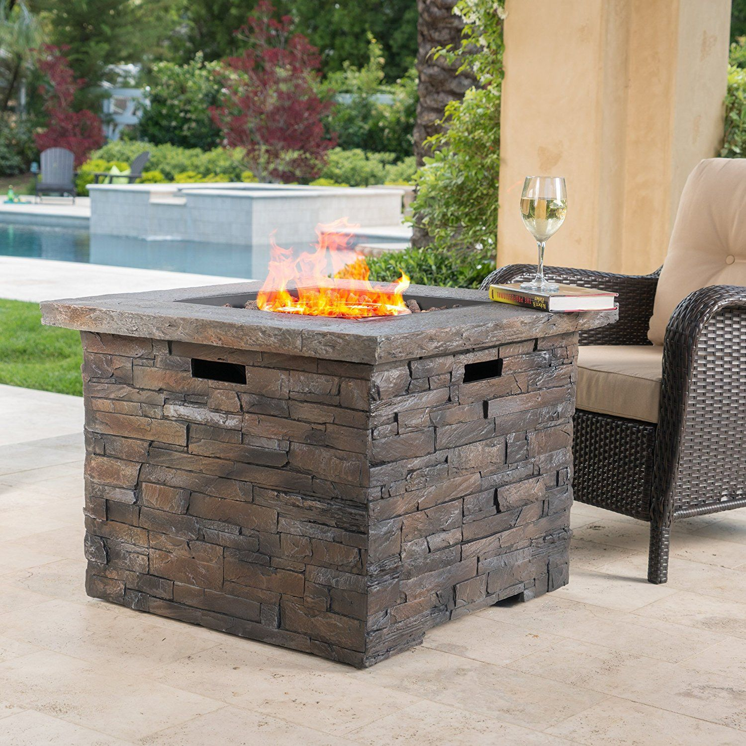 Top 10 Best Outdoor Propane Fire Tables In 2020 Reviews With