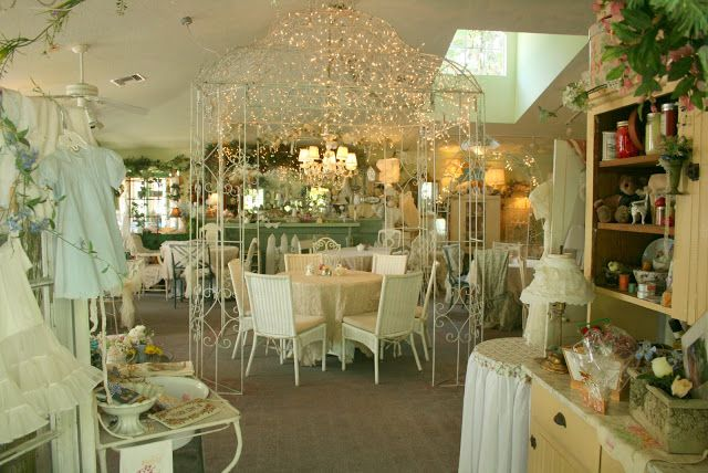 Garden Gate Tearoom In Mount Dora Fl Home Garden Romantic
