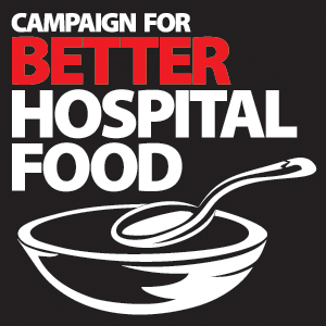 It's time to apply high standards to hospital food so that more meals are freshly cooked with care, tasty to eat and made using nutritious ingredients from farmers who don't pollute our air, soil and sea, and are respectful of animals.