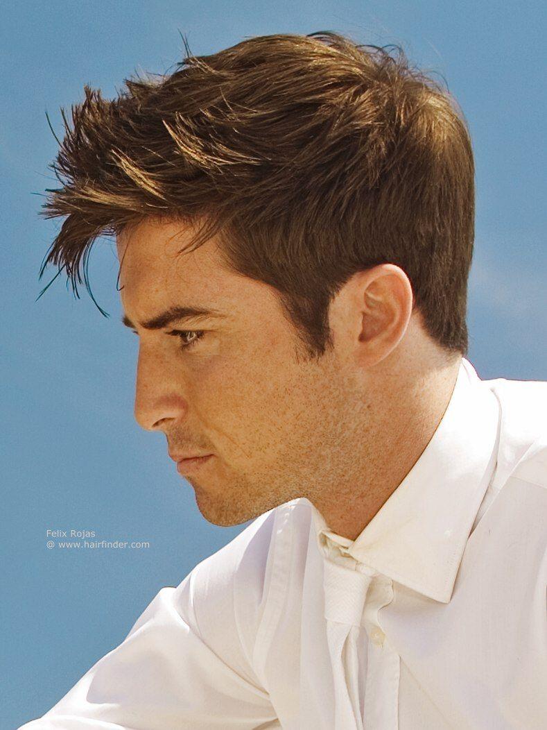 Image Result For Men S Short Haircuts Side View Mens Haircuts Straight Hair Thick Hair Styles Mens Haircuts Short