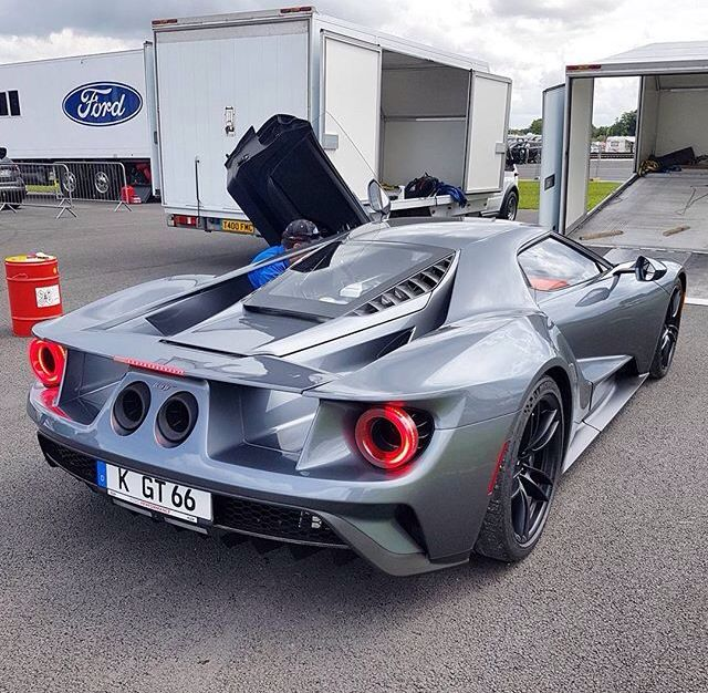 Ford Gt 2017, Cars, Ford GT