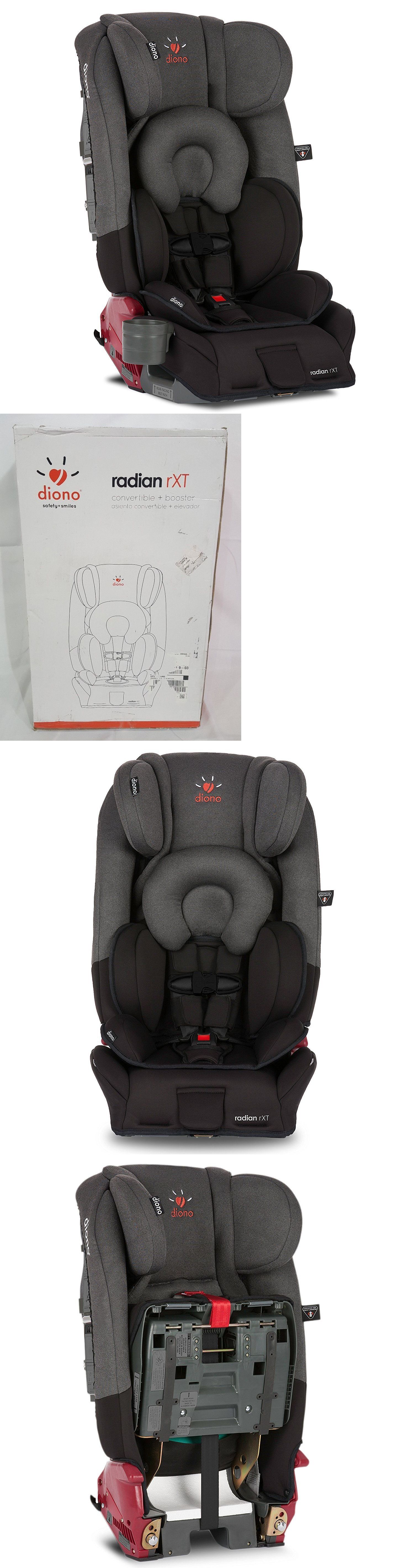 Booster to 80lbs Diono Radian Rxt 3 In 1 Convertible Car Seat