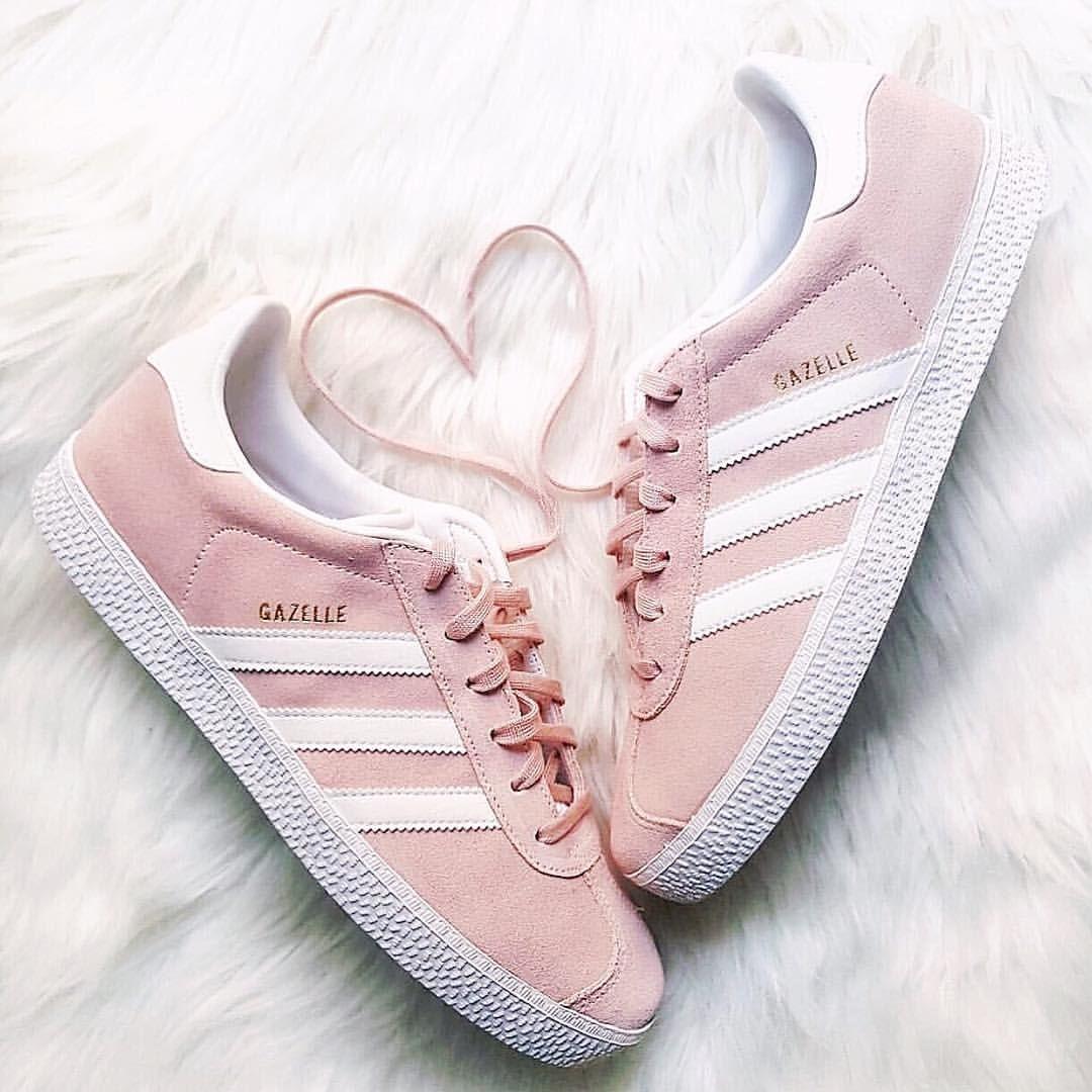 adidas gazelle ragazza rosa