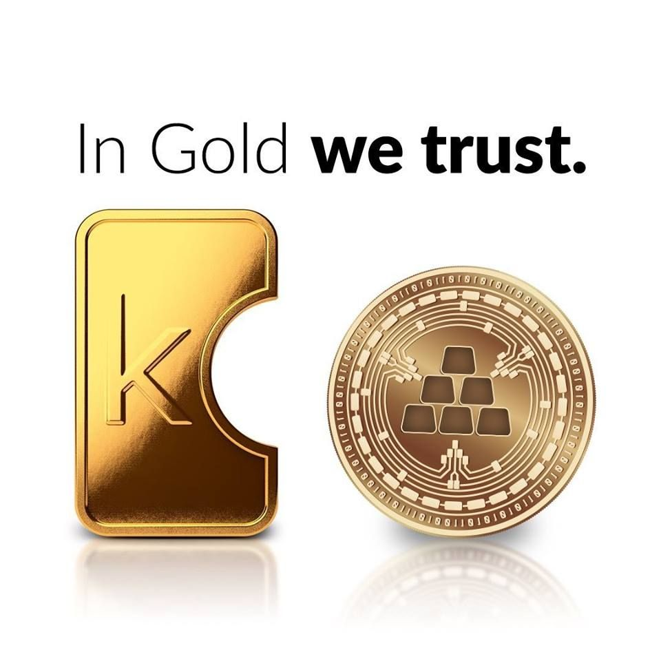 best gold backed cryptocurrency