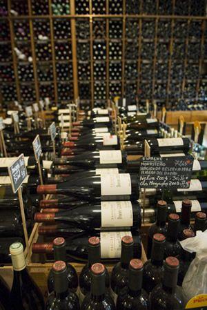Les Caves Auges Oldest Wine Cave In Paris Owner Marc Sibard