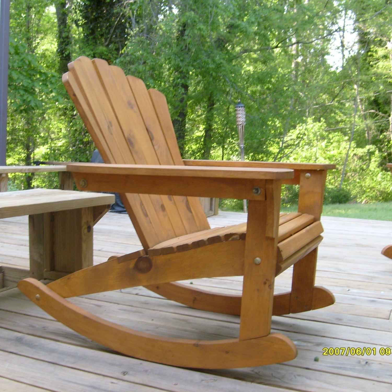 Pin Di Adirondack Chair