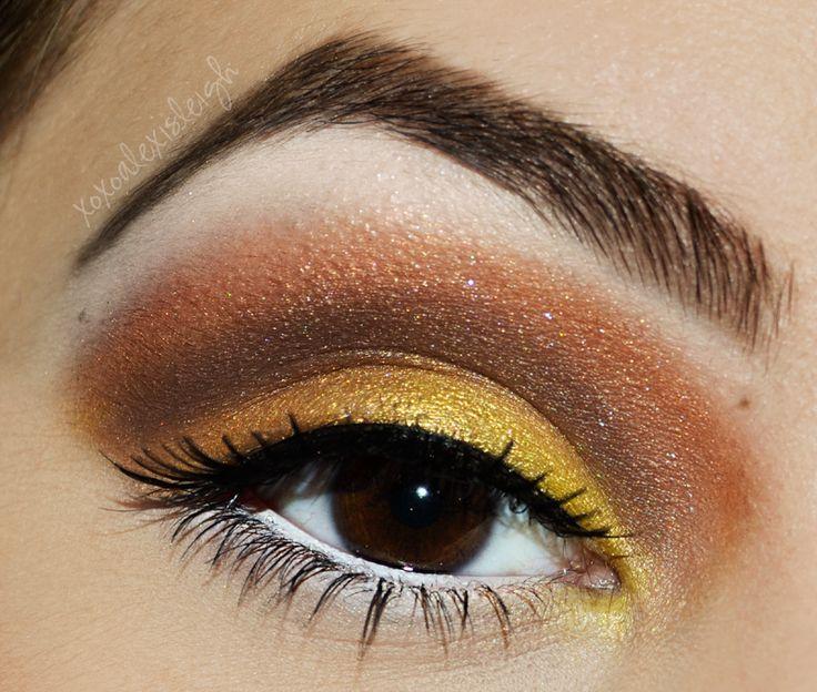 Giraffe Augen Make-up | Halloween -  #Augen #giraffe #halloween #Makeup #giraffecostumediy